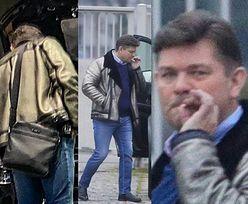Zenek Martyniuk w złotej kurtce i BEZ MASECZKI ogląda mercedesa za ponad 700 tysięcy (ZDJĘCIA)
