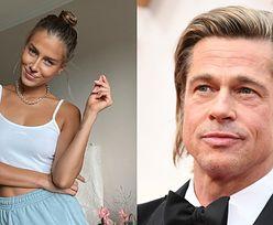 """Wzburzona matka Nicole Poturalski DEMENTUJE, że jej córka spotyka się z Bradem Pittem: """"A wy nie macie ZDJĘĆ Z KOLEGAMI?"""""""