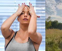 Julia Wieniawa koi zszargane nerwy w Dzbądzu nad Narwią. Tak ucieka od wspomnień o złotym okapie