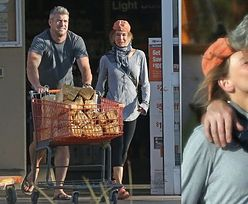 Renee Zellweger obściskuje się z nowym ukochanym w drodze na zakupy (ZDJĘCIA)