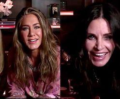 """Emmy 2020. """"Zabawne"""" Jennifer Aniston, Courteney Cox i Lisa Kudrow żartują, że są współlokatorkami... (WIDEO)"""