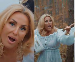 Dagmara Kaźmierska zagrała w teledysku DISCO POLO. W rolę amanta wcielił się... Conanek