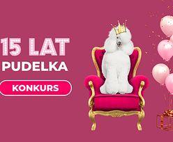 Weź udział w KONKURSIE na 15. urodziny Pudelka i wygraj pudelkowe gadżety!