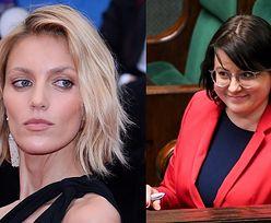 """Anja Rubik znów uderza w Kaję Godek i stwierdza gorzko: """"Edukacja seksualna jest wykorzystywana jako AMUNICJA POLITYCZNA"""""""