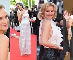 Cannes 2021. Gwiazdy zadają szyku podczas drugiego dnia festiwalu: Andie MacDowell, Diane Kruger, Sophie Marceau (ZDJĘCIA)