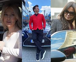 Limuzyny, SUV-y, terenówki... Czym jeżdżą znani dziennikarze i prezenterzy? (ZDJĘCIA)