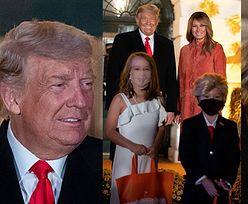 Dzieci przebrane za Melanię i Donalda straszą na Halloween w Białym Domu (ZDJĘCIA)