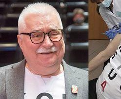 Lech Wałęsa ZASZCZEPIŁ SIĘ na koronawirusa