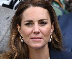 """Kate Middleton jest na kwarantannie. """"Miała kontakt z kimś, kto uzyskał pozytywny wynik testu na COVID-19"""""""
