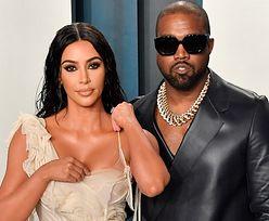 Kim Kardashian ROZWODZI SIĘ z Kanye Westem. Złożyła już pozew