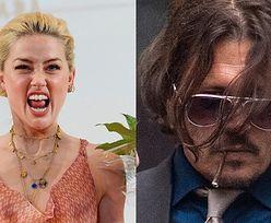 """Wzburzona Amber Heard zaprzecza, że DEFEKOWAŁA na łóżko po kłótni z Deppem: """"To próba ODWRÓCENIA UWAGI od realnego problemu"""""""