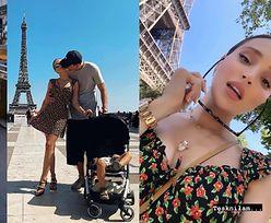"""Marina i Wojtek Szczęśni wyjechali już z luksusowego kurortu w Hiszpanii i udali się do """"miasta miłości"""" (ZDJĘCIA)"""