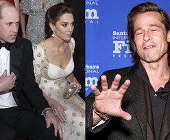 """BAFTA 2020: Brad Pitt śmieszkuje na temat Harry'ego i Brexitu: """"Wielka Brytanio, witamy w klubie SINGLI"""""""