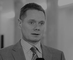 Rafał Poniatowski nie żyje. Reporter TVN24 miał 48 lat