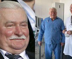 """Lech Wałęsa po operacji serca już postuje na Facebooku: """"Jeszcze chwilkę muszę zostać"""""""