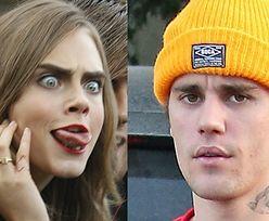 """Cara Delevingne ODPOWIADA Bieberowi: """"Skoro nic do mnie nie masz, to może mnie ODBLOKUJESZ?"""""""