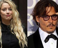 """Johnny Depp PRZEGRAŁ W SĄDZIE z Amber Heard! Jednak jest """"damskim bokserem"""""""
