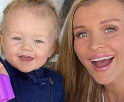 Joanna Krupa zestawiła swoje zdjęcie z dzieciństwa ze zdjęciem córki. Widać podobieństwo? (FOTO)