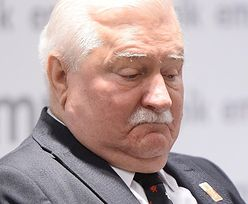 "Lech Wałęsa oznajmia: ""JESTEM BANKRUTEM"""