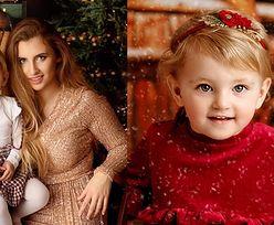 Była żona Daniela Martyniuka POZUJE Z CÓRKĄ w świątecznej sesji! (ZDJĘCIA)