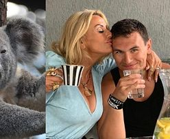 Dagmara Kaźmierska porównuje synka Conanka do... misia koala. Słodko?