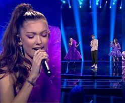 """Eurowizja Junior 2020: Roksana Węgiel i Viki Gabor zaśpiewały z HOLOGRAMEM Duncana Laurence'a. """"WOW, CIARY!"""""""