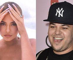 """Kylie Jenner UTRZYMUJE Roba Kardashiana i finansuje sądowe przepychanki z Blac Chyną. """"Gardzą nią z całego serca i nie chcą, żeby miała prawa rodzicielskie"""""""
