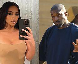 """Wyrozumiała Kim Kardashian """"NIE MA PROBLEMU"""" z tym, że Kanye West randkuje z Iriną Shayk..."""