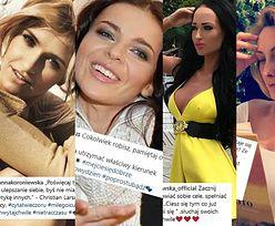 """Nie tylko Anna Lewandowska """"motywuje"""" fanów. Tak wygląda instagramowy coaching polskich celebrytów (ZDJĘCIA)"""