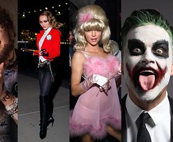 Harry Styles za Eltona Johna, Cindy Crawford za Debbie Harry, a Nicky Hilton za swoją siostrę Paris. Przebrania gwiazd na Halloween 2018 (ZDJĘCIA)
