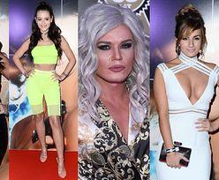 """Celebrytki wdzięczą się na ściance """"Playboya"""": 40-letnia szafiarka, sobowtór Dody, Joanna Majstrak... (ZDJĘCIA)"""
