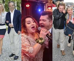 Pary polskiego show biznesu z imponującym stażem: Martyniukowie, Torbiccy, Stuhrowie, Królikowscy...