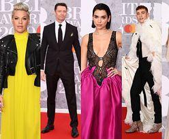 Gwiazdy na gali Brit Awards 2019: Pink, Dua Lipa, Florence Welch (ZDJĘCIA)