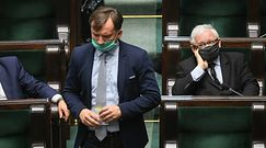 Solidarna Polska zagłosowała z opozycją. Borys Budka tłumaczy