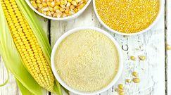 Mąka kukurydziana na włosy i skórę