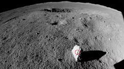 Chińska misja łazika Yutu 2. Zaskakujące odkrycie po ciemnej stronie Księżyca