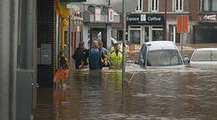 Katastrofa w Niemczech i Belgii. Dramatyczne doniesienia po powodzi