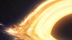Najstarsza czarna dziura inna, niż sądzono. Przełomowe badania astronomów