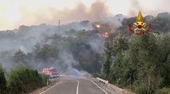 Sardynia w płomieniach. 900 osób ewakuowanych