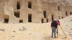 Grobowce sprzed 4 tysięcy lat. Bezcenne odkrycie archeologów w Egipcie