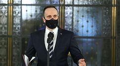 Janusz Kowalski zirytowany. Odwołany wiceminister zagroził kontrolą w KPRM
