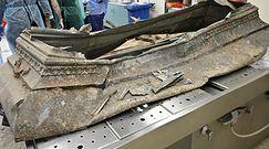 Dwie trumny ze szczątkami bez czaszek. Przerażające odkrycie w Świdnicy