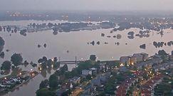 Południe Holandii pod wodą. Dramatyczna walka mieszkańców ze skutkami powodzi