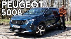 Peugeot 5008 - van na sterydach