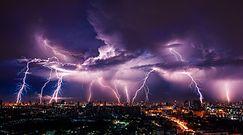 """IMGW o gwałtownej pogodzie. """"W nocy może być bardzo niebezpiecznie"""""""