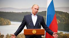 """Putin sieje niepokój w Europie. """"Niezwykle groźna dezinformacja"""""""