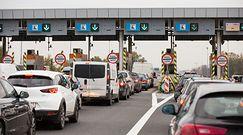 Wakacyjne korki na autostradach. Bramki do likwidacji, powstaje nowy system