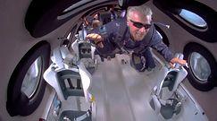 Pierwszy kosmiczny turysta. Miliarder Richard Branson wysłał wiadomość do młodych