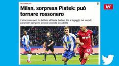 """Serie A. Wielki zwrot w sprawie Krzysztofa Piątka. """"Wszyscy są zaskoczeni"""""""