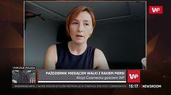 Alicja Czarnecka usunęła piersi. Opowiedziała o swojej walce z rakiem